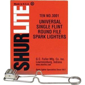 Shurlite round file lighter