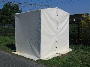 Welding tent Pvc M1 std.