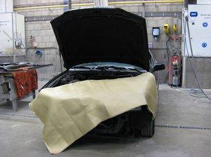 Welding blanket Olympus 1000 °C