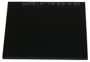 Welding glass Aulektro® 110x90mm 9-din