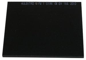 Welding glass Aulektro® 110x90mm 10-din