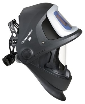 Speedglas 9100FX Air welding helmet