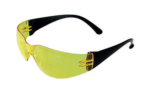 Safety glasses UV-2010 amber
