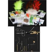 A. Jensen Flytying Kit Advanced