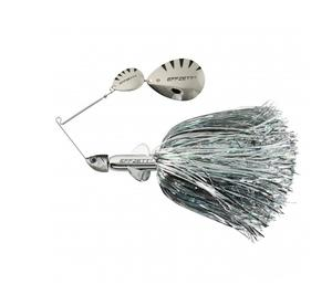 D-A-M Effzett Pike Rattlin´ Spinnerbait Silver