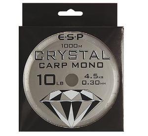 E-S-P Crystal Carp Mono 0.325mm