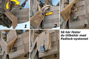 Eberlestock Mini Pouch - HO Timber Veil