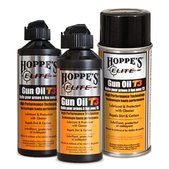 Hoppe's Elite Gun Oil m. T3, 4oz sprayburk