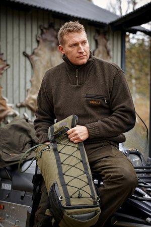 Härkila Annaboda tröja -  Demitasse brown melange