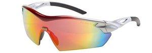 Racers - MSA Skytteglasögon/ Skyddsglasögon regnbågsfärgad lins