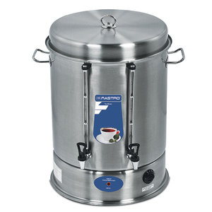Turkisk tebryggare, 40 Liter