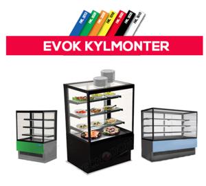 Kylmonter, EVOK120V, EVO