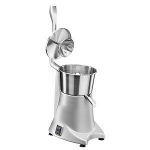 Elektrisk juicemaskin med press