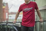 T-shirt röd, Sällskapet (Barn)