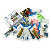 Eumer Pike Fly tying kit