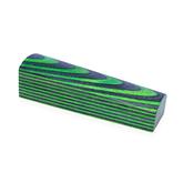 Laminerat Green / Grey- block