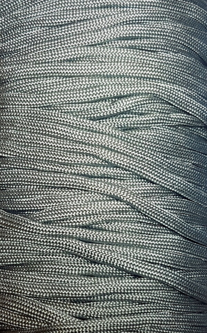 Paracord Silver