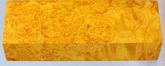 Stabiliserad Maple Burl Mix-231