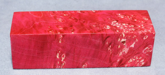 Stabiliserad Maple Burl Mix-503