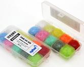 Fine UV Ice Sortiment - Bright colors