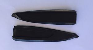 Innerslida av plast öppen Dubbelkniv