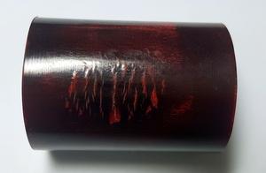 Buffelhorn Striker röd