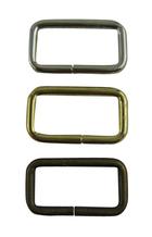 Rektangulär ring 9x20 mm