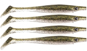 Pig Shad jr 4pack