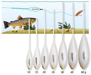 Darts Bomba Trout Slow sink