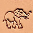3D Puns - Elefant