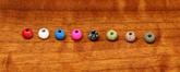 Mottled Tactical Tungsten Beads 3,8 mm