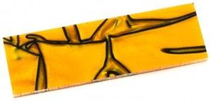 "Kirinite skala Liquid Gold 1/4"""