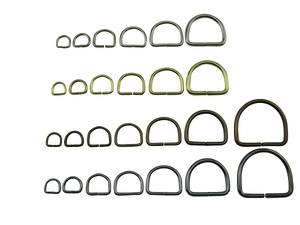 D-ring 16 mm