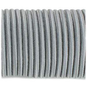 Shock Cord 3,6 mm - Grey