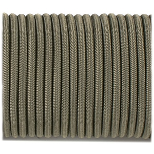 Shock Cord 3,6 mm - Army Green