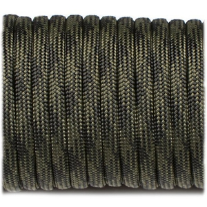 Paracord 750 - Black Forest