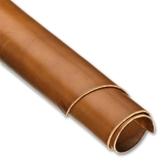 Vegetabilgarvat läder Cognac 2,5 - 3,0 mm