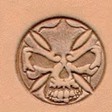 3D Puns - Skull 8554