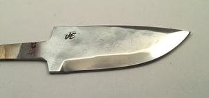 Eklund Fat Bob C75 smidd yta