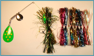 Switch Blade Spinnerbait SB-7 Baby Pike