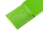 "G10 Neon Green 1/4"""