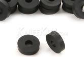 Gummibricka 3,2 mm för kydexmontage 25-pack