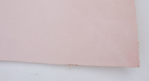 Vegetabilgarvat läder 2,0 - 2,2 mm