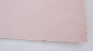 Vegetabilgarvat läder 2,5 - 3,0 mm