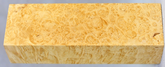Stabiliserad Maple Burl Mix-625