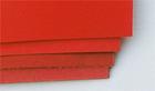 Vulkanfiber röd 3,0 mm