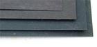 Vulkanfiber svart 0,4 mm