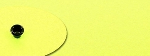 Kydex Safety Yellow 2,0 mm