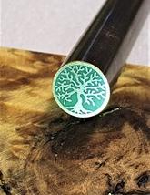 Mosaikpin Yggdrasil Grön 10 mm - Rostfritt