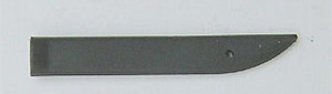 Innerslida av plast Filéblad 160x22mm